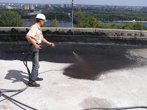 мастика битумно каучуковая применение