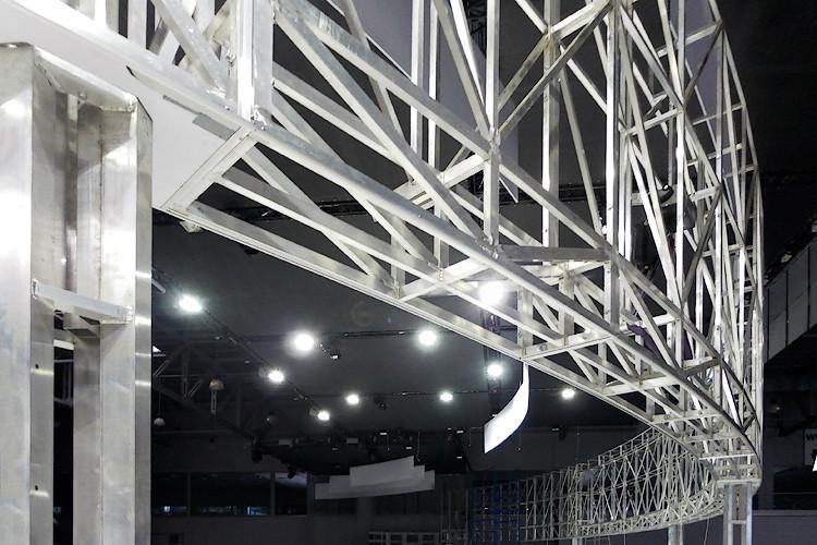 конструкции из алюминиевых труб
