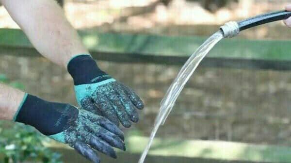 Защиные перчатки для огорода