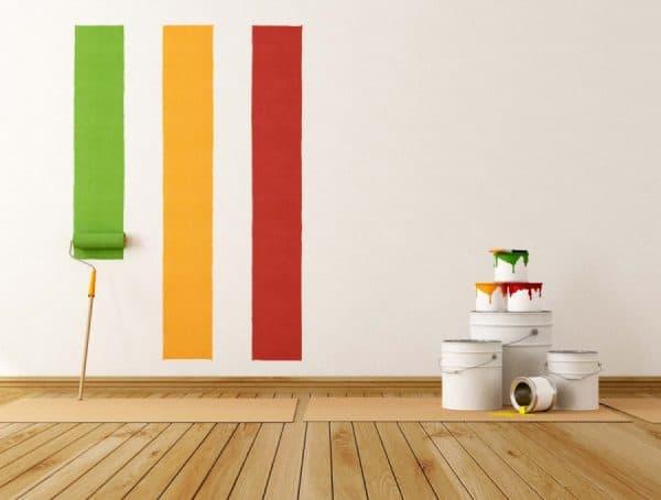 Какая краска лучше – латексная или акриловая