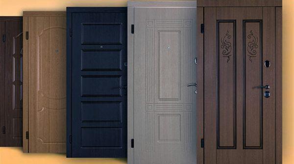 Хорошие входные металлические двери в квартиру