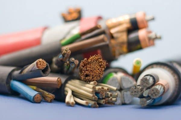 Медный силовой кабель: марки, область применения