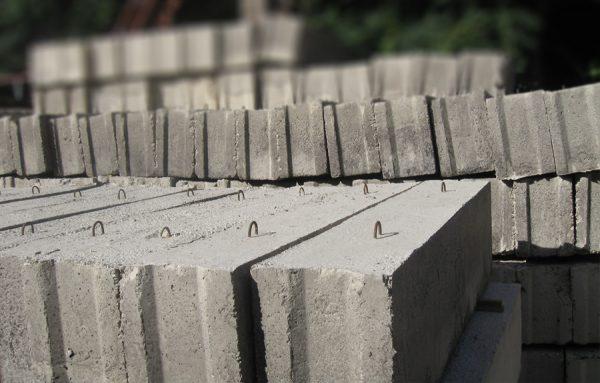 Бетонные блоки – какими они бывают и для чего используются