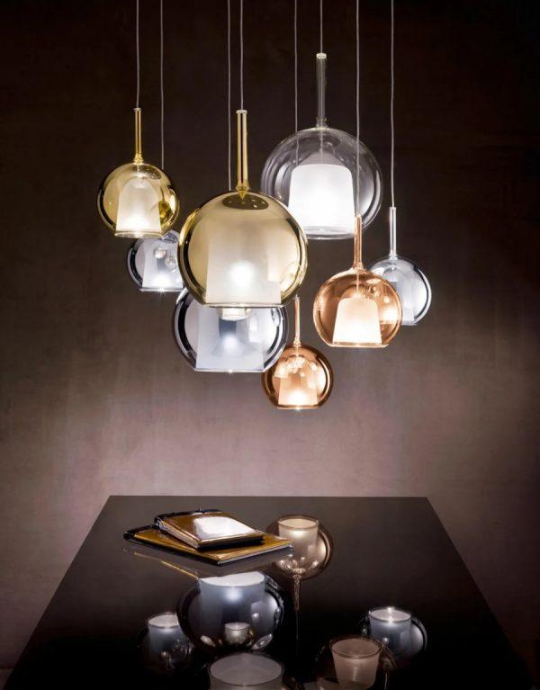 Многоуровневое освещение и дизайн