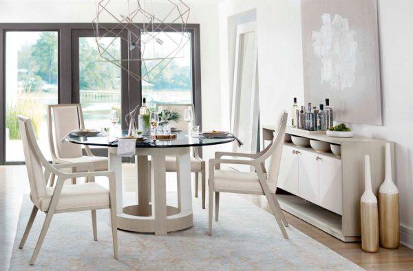 Мебель для столовой формирует интерьер