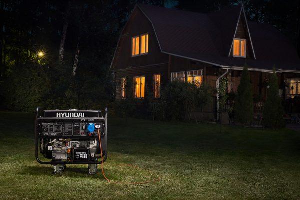 Аварийное электроснабжение: выбор генератора