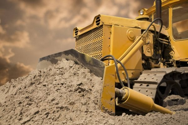 Карьерный песок, применение, характеристики