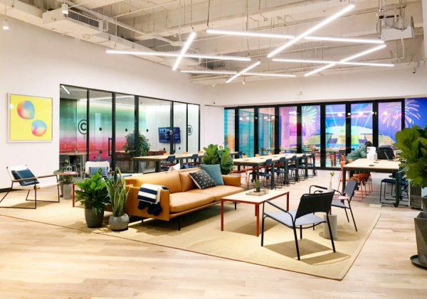 Реализация принципов корпоративного стиля в офисном пространстве