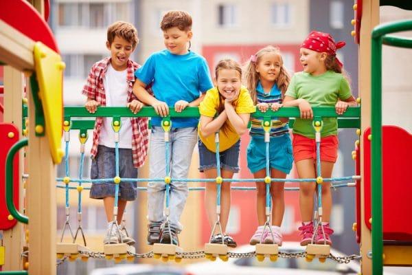 Как выбрать детскую площадку для ребенка