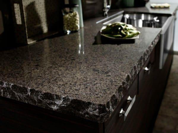 Кухонные столешницы из искусственного камня: основные виды и особенности